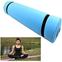 Heyuni.1pc Eco-friendly Sleeping Mattress Mat Exercise EVA Foam Yoga Pad for Pilates,Fitness,Workout,Random Color