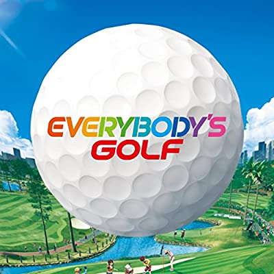 Everybody's Golf Twister Parent