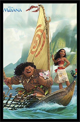Trends International Moana Group Wall Poster