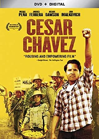 Image result for  Caesar Chavez: An American Hero  dvd cover