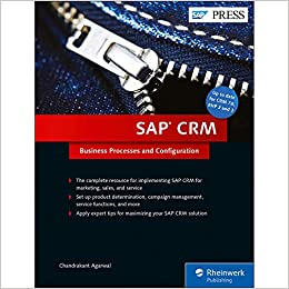 Buy SAP CRM Book Online at Low Prices in India | SAP CRM