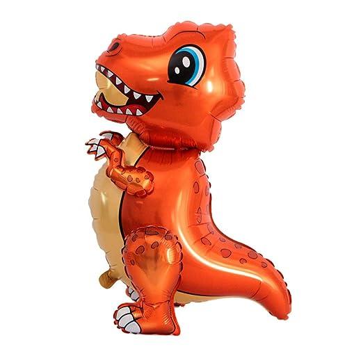 Globos de Dinosaurio Decoración de Partido Cumpleaños de ...