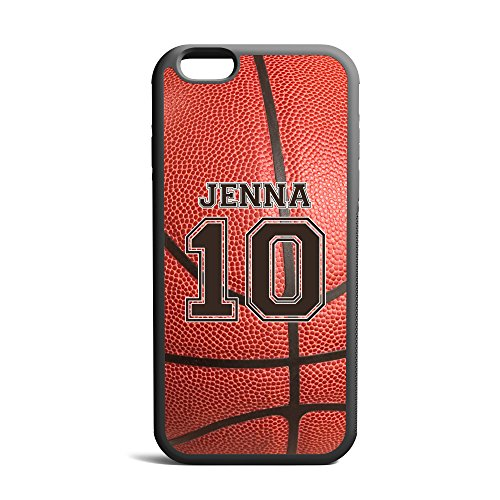 CodeiCases iPhone Basketball Number Custom product image