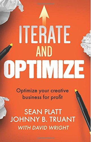 Iterate Optimize creative business profit product image