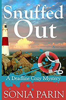 Snuffed Out (A Deadline Cozy Mystery Book 2) by [Parin, Sonia]