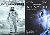 Alternate Space Collection - Alfonso Cuaron's Gravity & Christopher Nolan's Interstellar 2-Movie Bundle Double Feature