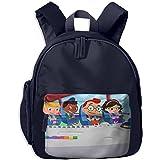 Baby Child Little Einsteins Preschool Backpack School Bag Navy