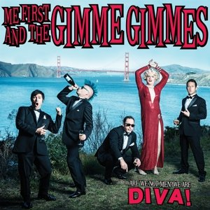 Vinilo : Me First and the Gimme Gimmes - Are We Not Men? We Are Diva! (LP Vinyl)