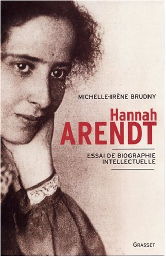 Hannah Arendt (French Edition)