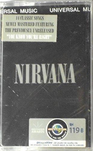 Nirvana - Tape Nirvana Cassette