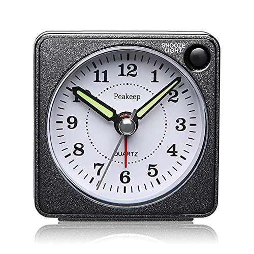Peakeep Battery Travel Snooze Ticking product image