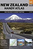 New Zealand Handy Atlas Hema Ring Bound