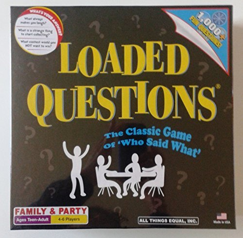 loaded question board game - 8