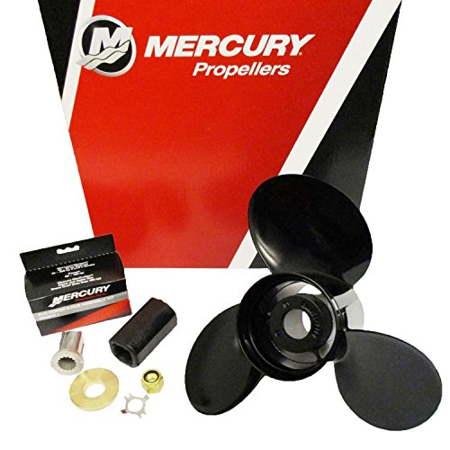 (Mercury Black Max Boat Propeller 832828A45 | RH 15 x)