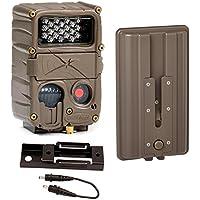 CUDDEBACK 20MP Model E2 Long Range IR Micro Trail Game Camera + Battery Booster