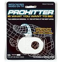 Ayuda de entrenamiento para bateadores Prohitter (tamaño juvenil, blanco)