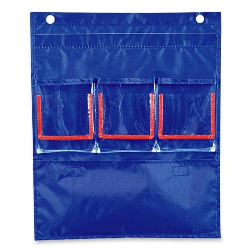 Wholesale CASE of 10 - Carson Deluxe Counting Caddy Chart-Counting Caddy, w/3 Double Pockets, ()