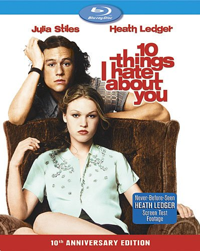 10 Things I Hate About You (10th Anniversary Edition) [Blu-ray] ()