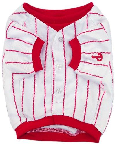01c1492ebea MLB Philadelphia Phillies Baseball Dog Jersey