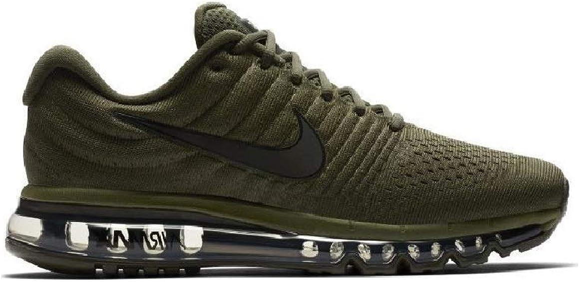 Nike Air MAX 2017 Special Edition AQ8628-300 - Zapatillas de Deporte para Hombre, Color Verde, Talla 45.5 EU: Amazon.es: Zapatos y complementos