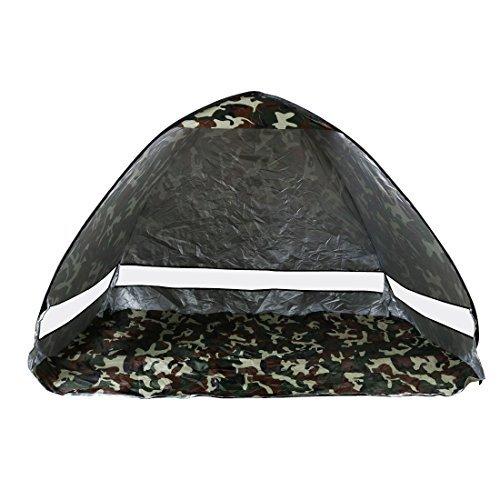 Deal Mux extérieur automatique Pop immédiatement portable Cabana Beach Tente 2–3Personne Pêche Anti UV Tente plage plage Shelter Up, est en quelques secondes DealMux