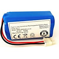 14.4V 2800mAH Replacement Battery for ILIFE A4 A4S A6 V7 Robot Vacuum Cleaner