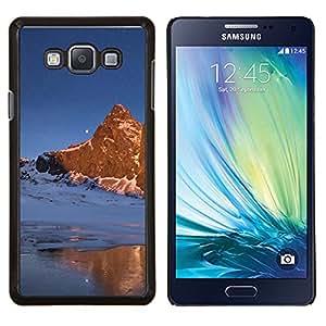 For Samsung Galaxy A7 A7000 Case , Sunset Beautiful Nature 90- Diseño Patrón Teléfono Caso Cubierta Case Bumper Duro Protección Case Cover Funda