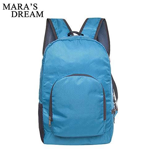 Amazon.com: Maras Dream 2018 Foldable Light Backpack Travel Backpacking Bag Portable Zipper Nylon Back Pack Women Men Bagpack: Kitchen & Dining