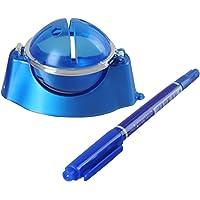 Winomo - Marcatore per pallina da golf con pennarello incluso, colore blu