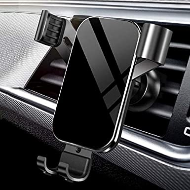 Yesido car Phone Holder car Phone Mount 360-angle Adjustable Mobile Phone Tuyere Clip Holder Holder Universal Gravitation car Phone Holder