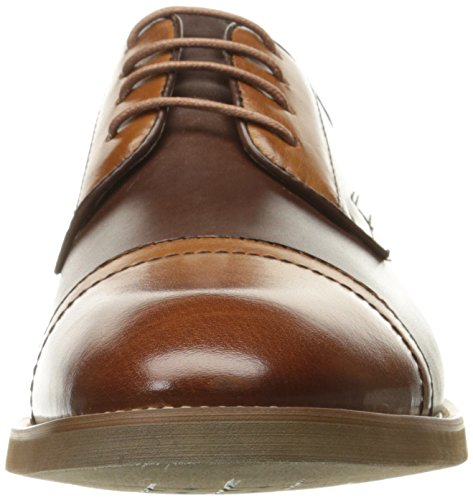 Mens Warhol Oxford Marrone Di Zanzara