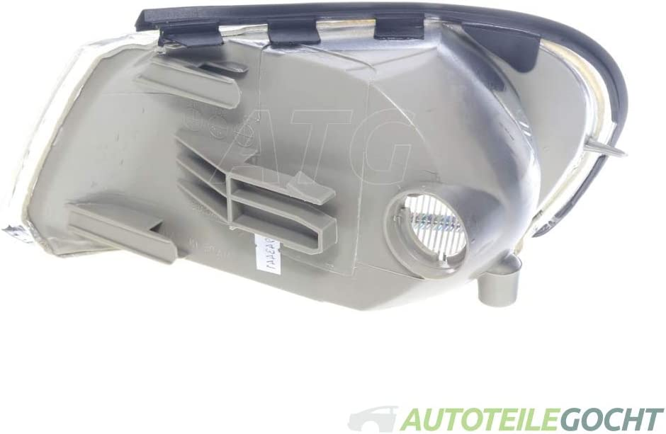Blink l/ámpara intermitente blanco Derecho para Opel Vectra Hatchback 1995/ /2003