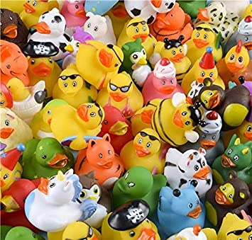 Obey /& Pray Rubber Duckies Set of 3 *Free S//H Buy More Save More* Trust