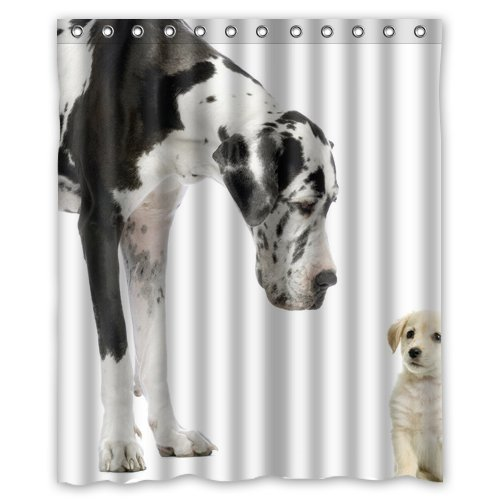 Great Dane Shower Curtain60 x 72 Inches