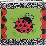 Pioneer Photo Albums 200-Pocket 3-D Lady Bug Applique...