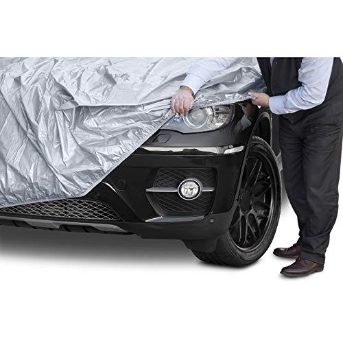 Housse de Protection bâ che Auto Double Couche Haut DE Gamme Premium 430x160x120cm Habill-auto