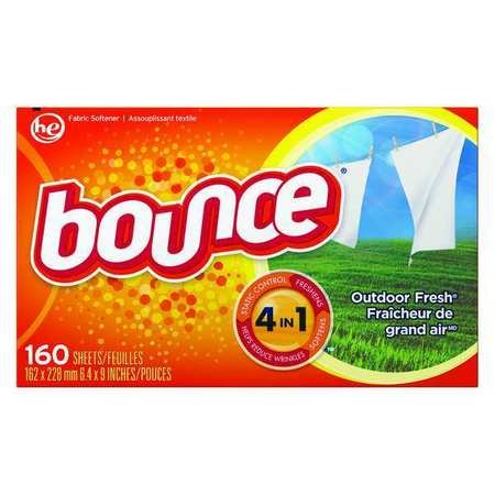 BOUNCE Box Outdoor Fresh Dryer Sheets 160 Pack by Bounce