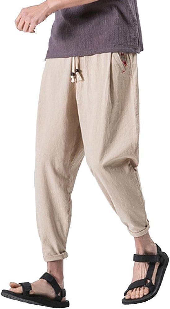Beladla Pantalones Chandal Hombre Ancho Pants De CháNdal ...