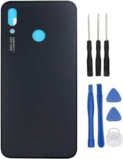 HYYT para Huawei P20 Lite, Nova 3E Smartphone Tapa para batería ...