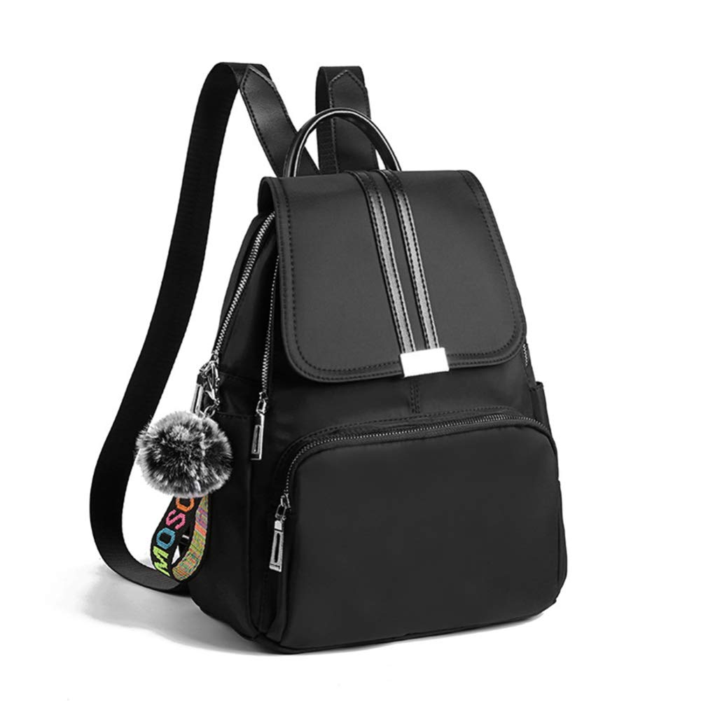 TT Tasche weiblich Mode einfach wild Oxford Stoff Doppel-Umhängetasche B