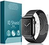 Apple Watch Series 2 Screen Protector (42mm), IQ Shield Matte Full Coverage Anti-Glare Screen Protector + Full Body Skin for Apple Watch Series 2 Bubble-Free Film - with