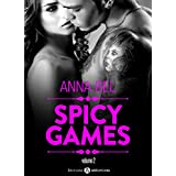 Spicy Games - 2 (French Edition)