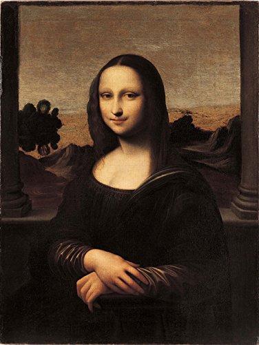 Lisa Dining Collection (Leonardo da Vinci - Mona Lisa of Isleworth - Private collection 30