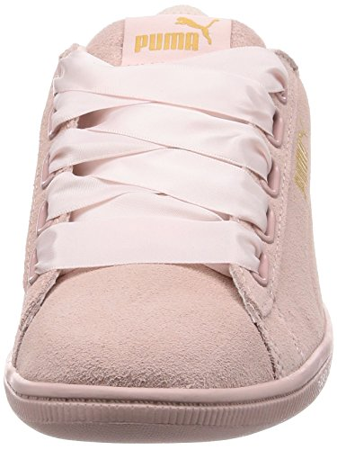 Puma Memory Pearl Soletta Lacci Sneakers Donna pearl Basse Raso HUxqrRH6w
