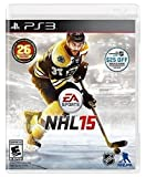 PLAYSTATION 3 PS3 GAME NHL 15 BRAND NEW AND SEALED