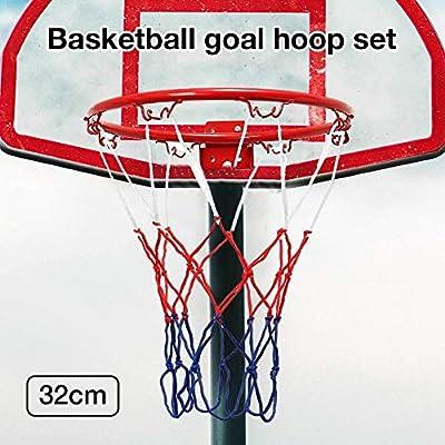 Tablero De Baloncesto Mini Canasta Interior De Baloncesto Aro De ...