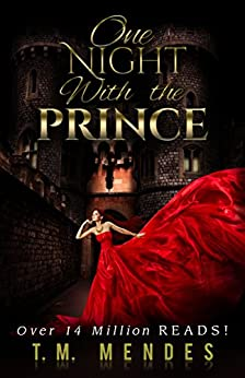One Night with the Prince by [Mendes, T.M.]