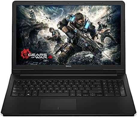Dell Inspiron i5555 Premium Laptop PC (2016 Model), 15.6-inch HD LED-backlit Display, AMD A8-7410 Quad Core Processor, 6GB DDR3L RAM, 500GB HDD, DVD +/- RW, Radeon R5 Graphics, Windows 10