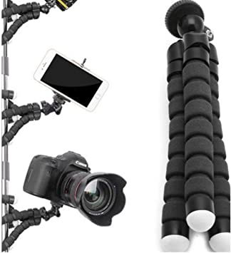 Flexible Tripod Stand Mount Gorilla Monopod Holder Octopus For GoPro Camera