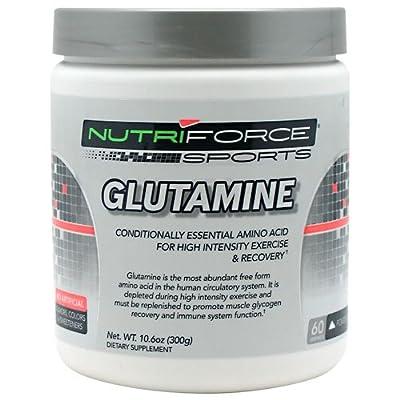 Nutriforce Glutamine Amino Acids Supplement, 10.6 Ounce